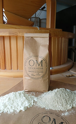 Flour Mix for Cwackers and Pizza bases (small)