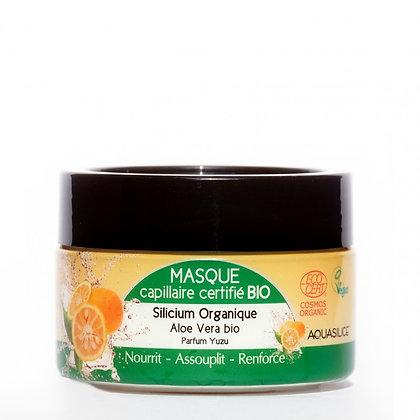 Masque capillaire Yuzu - Aquasilice