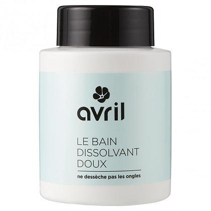BAIN DISSOLVANT DOUX 75 ml...Ile de la réunion-Double U Cosmetics