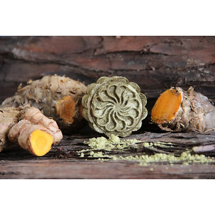 Shampoing solide Mech Melas - cheveux gras - Ti Soap Pei