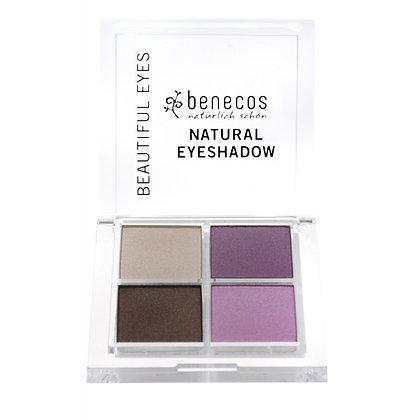 Fard à paupières 4 couleurs / Beautiful eyes - Benecos
