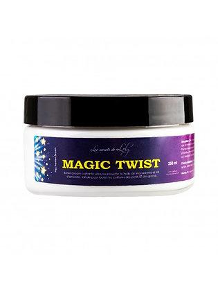 masque capillaire, soin cheveux secs et bouclés,Magic Twist_les secrets de loly_Double-U Cosmetics_la réunion