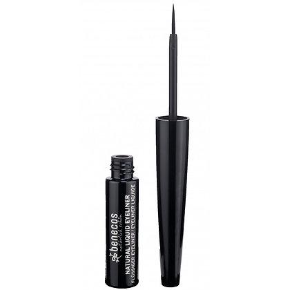 Eyeliner liquide / Noir - Benecos