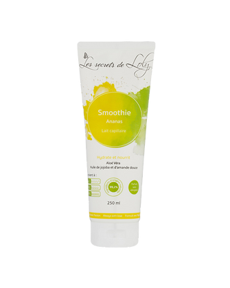 Lait Capillaire Smoothie Ananas 250ml -LSL