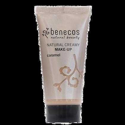 Fond de teint fluide /Crème Caramel - Benecos