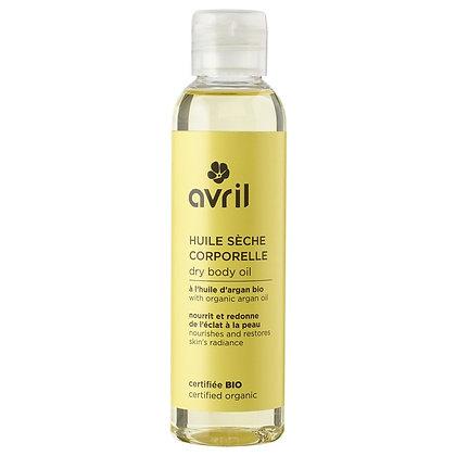 Huile sèche corporelle_Massage_Avril_Double-U Cosmetics