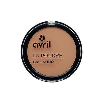 Poudre compact Abricot certifié Bio - Avril
