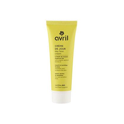 Crème de jour Avril cosmétique_ Ile de la réunion_ Double-U Cosmetics