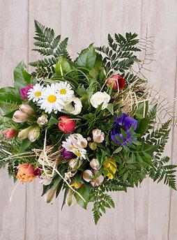 "Blumenstrauß ""Frühlingsgruß"""