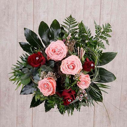 """Blumenstrauß """"Liebe Grüße"""""""