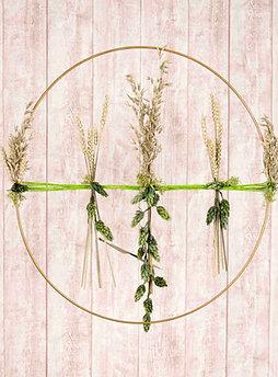 """Flower Loop """"Bavarian"""""""