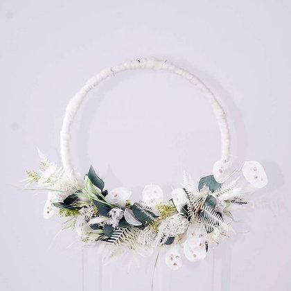"""Flower Loop """"Johanna"""""""