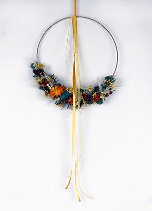 """Flower Loop """"Orangerie"""""""