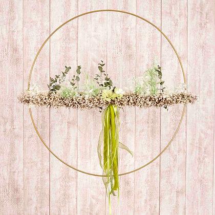 "Flower Loop ""Sandra"""