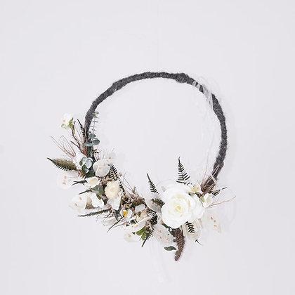 """Flower Loop """"Renate"""""""