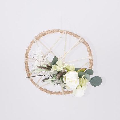 """Flower Loop """"Jasmin"""""""
