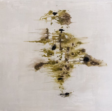 Oil Man, 2016 (sold)