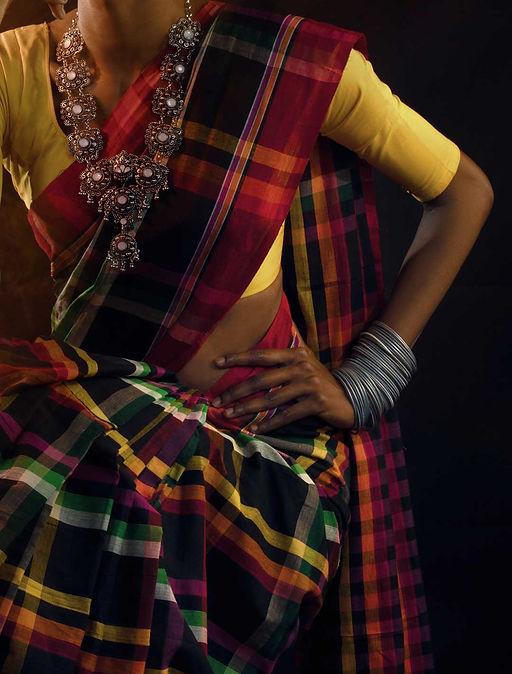 photo-of-a-woman-wearing-sari-dress-2723