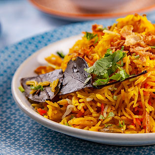 indian fried rice