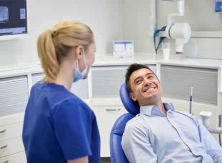 Smile consultations at Fresh Dental