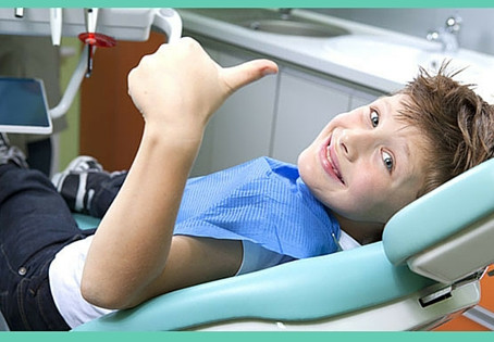 Preparing For Your Child's First Dental Appointment