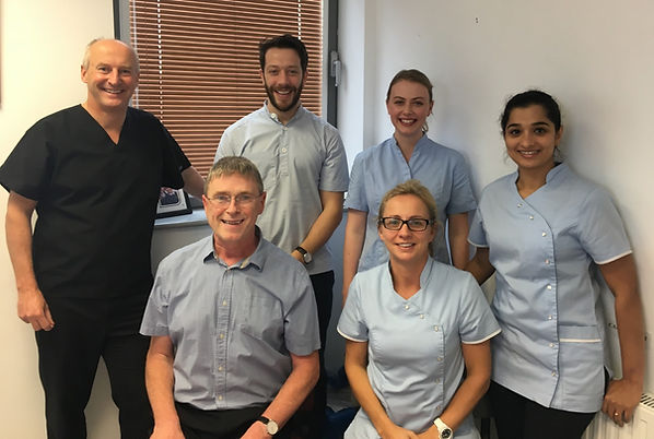 The Family Dental Practice Team