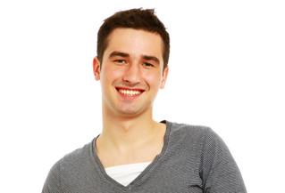 How can I achieve straighter teeth in six months?