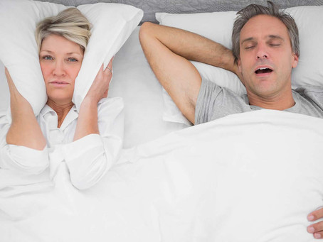 Did you know snoring could be a sign of obstructive sleep apnoea, a medical condition that can short