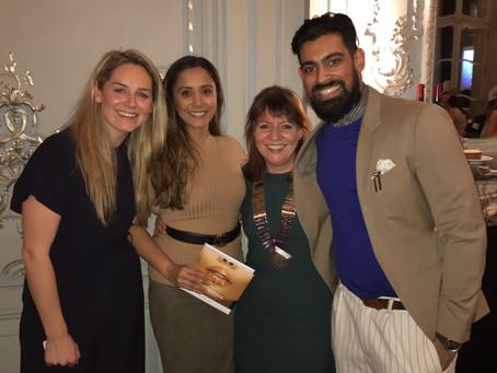 The Third Meeting of the London Dental Fellowship