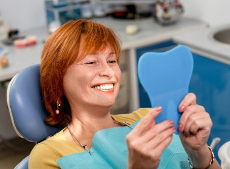 What is a 'Smile Makeover' treatment?