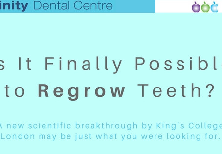 Is it finally possible to regrow teeth?