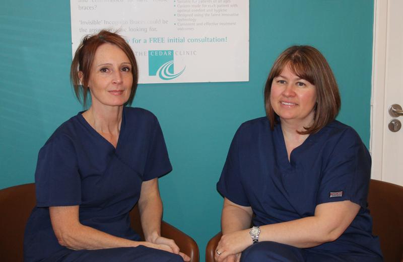 Our Sedation Suite Nurses, Sarah & Shelly