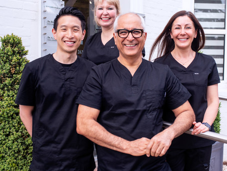 The important role that your dentist plays