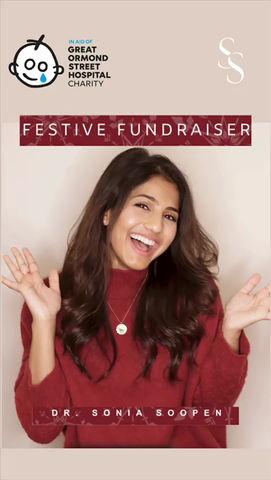 FESTIVE FUNDRAISER for Great Ormond Street Charity