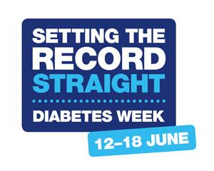 Diabetes Week 12th-18th June