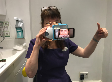 Queens Gate Orthodontics embraces new technology in delivering patient care