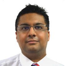 Dr Shamir Mehta