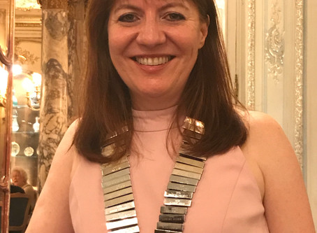 Claire is President of the London Dental Fellowship 2019-2020