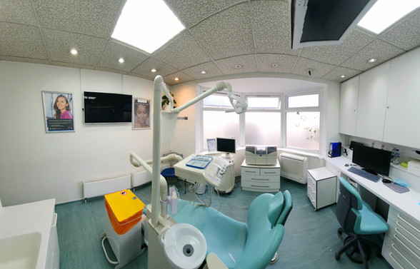 Inside one of our dental surgeries