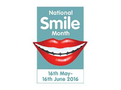 National Smile Month 2016