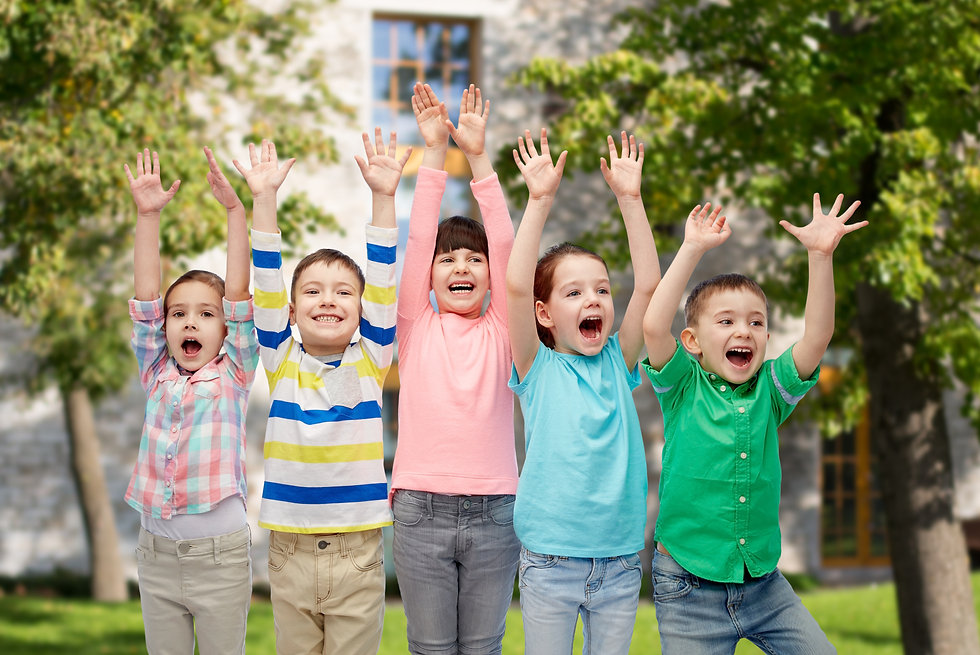 Children's Teethin Waterlooville