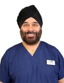Dr Harmit Kalsi