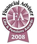 Financial Adviser 2008
