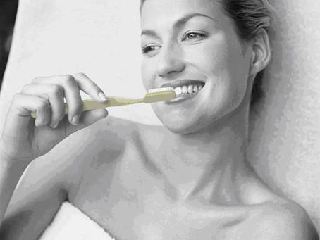 Brushing your teeth - Top tips
