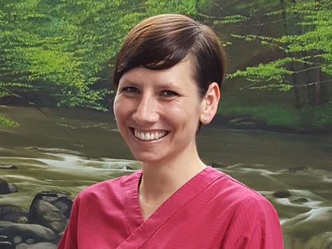 Dr Sibylle Schunemann has won a prestigious award in a national dental competition