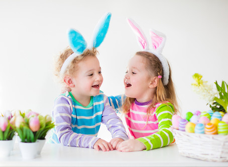 Tips for Taking Care of Your Children's Teeth Over Easter