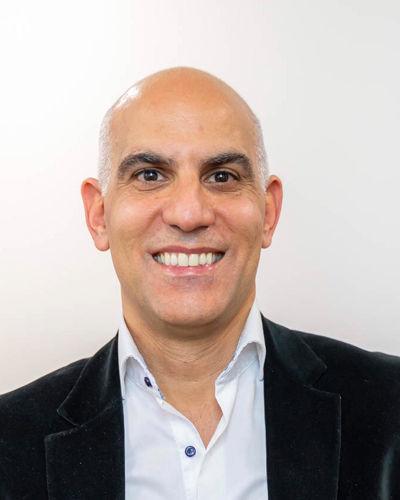 Dr Amir Vahdat