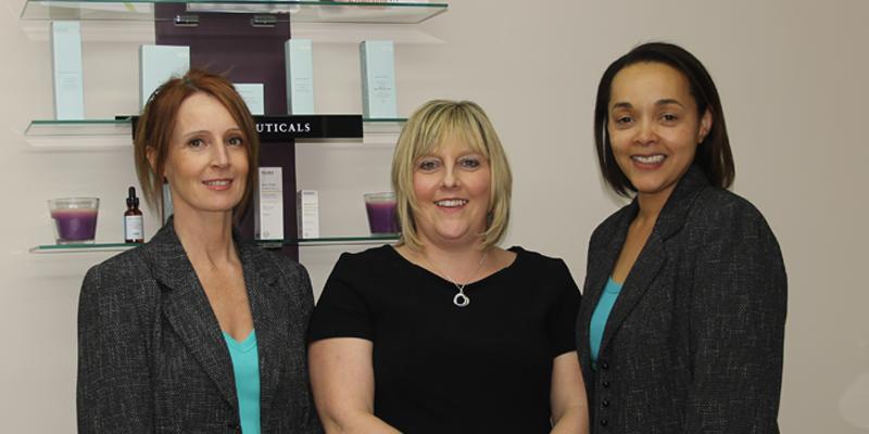 Our Team of Patient Care Coordinators, Sarah, Lucy & Michelle
