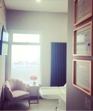 Skin & Body Treatment Room