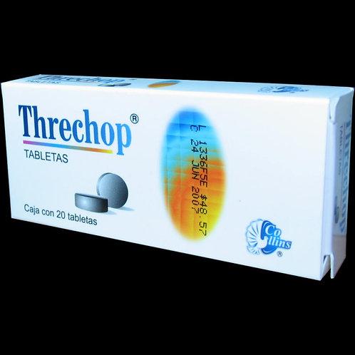 TRECHOP TABLETAS  C/20
